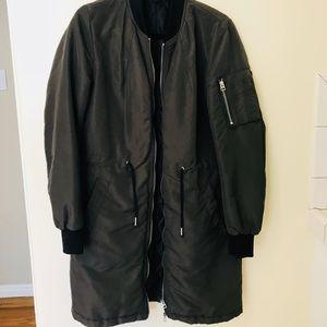 Bomber jacket/coat